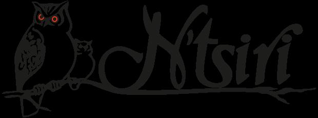 Ntsiri Mobile Retina Logo